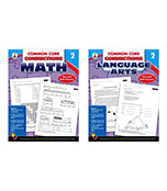 Common Core Connections Grade 2 Workbook Bundle Product Image