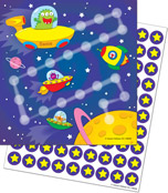 Out of This World Mini Incentive Charts Product Image