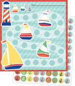 S.S. Discover Mini Incentive Charts Product Image