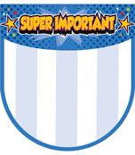 Super Power Notepad Product Image