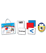 Double SMART™ Place Value and Operations Pocket Chart Cards Product Image