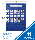 Essential Pocket Chart Product Image