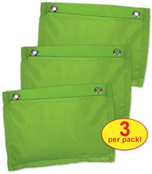 Magnetic Board Buddies: Lime Pocket Chart Product Image