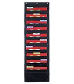 Storage: Black Pocket Chart Product Image