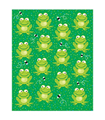 Frogs Shape Stickers Product Image