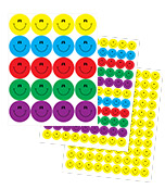 Dazzle™ Smiley Faces Sticker Collection Product Image