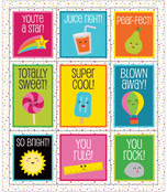 School Pop Prize Pack Stickers Product Image
