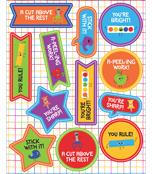 School Tools Motivators Motivational Stickers Product Image