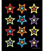 Celebrate Learning Shape Stickers Product Image