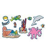 Ocean Bulletin Board Set