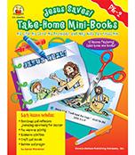 Jesus Saves! Take-Home Mini-Books Resource Book