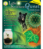 Life Science Quest for Middle Grades Resource Book