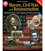 Slavery, Civil War, and Reconstruction Resource Book Product Image