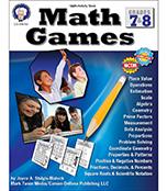Math Games Resource Book