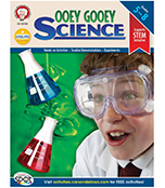 Ooey Gooey Science Resource Book