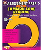 Assessment Prep for Common Core Reading Resource Book