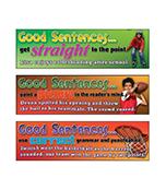 Good Sentences Bulletin Board Set