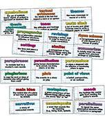 English Language Arts Domain Mini Bulletin Board Set Product Image