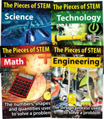 STEM Bulletin Board Set Product Image