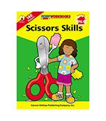 Scissors Skills Workbook