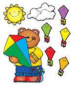Kites Bulletin Board Set