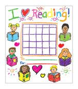 Reading: Kid-Drawn Mini Incentive Charts