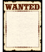 Wanted Chart