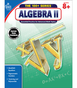 Algebra II Workbook Product Image