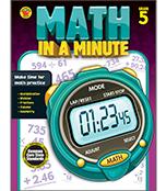Math in a Minute Workbook