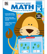 Thinking Kids' Math  Resource Book