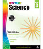 Spectrum Science Workbook Product Image