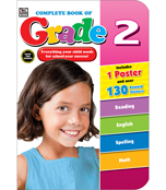 Complete Book of Grade 2 Workbook Product Image