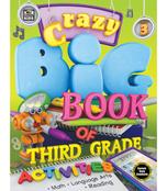 Crazy Big Book of Third Grade Activities Activity Book Product Image