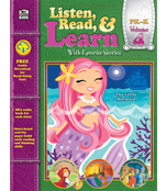 Listen, Read, & Learn Volume 4 Workbook Product Image