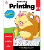 Handwriting: Printing Workbook Product Image