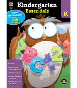 Kindergarten Essentials Workbook Product Image