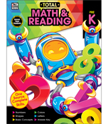 Total Math and Reading Workbook Product Image