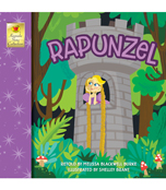 Rapunzel Storybook Product Image