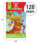 My Take-Along Tablet: Holiday Activities Activity Pad Product Image