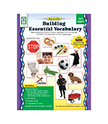 Building Essential Vocabulary Resource Book Product Image