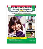 Educating the Young Child with Autism Spectrum Disorders Resource Book Product Image