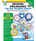 Graphic Organizers That Help Struggling Students Resource Book