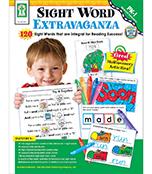 Sight Word Extravaganza! Resource Book