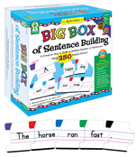 Big Box of Sentence Building Manipulative Product Image