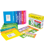 Language Skills File Folder Game