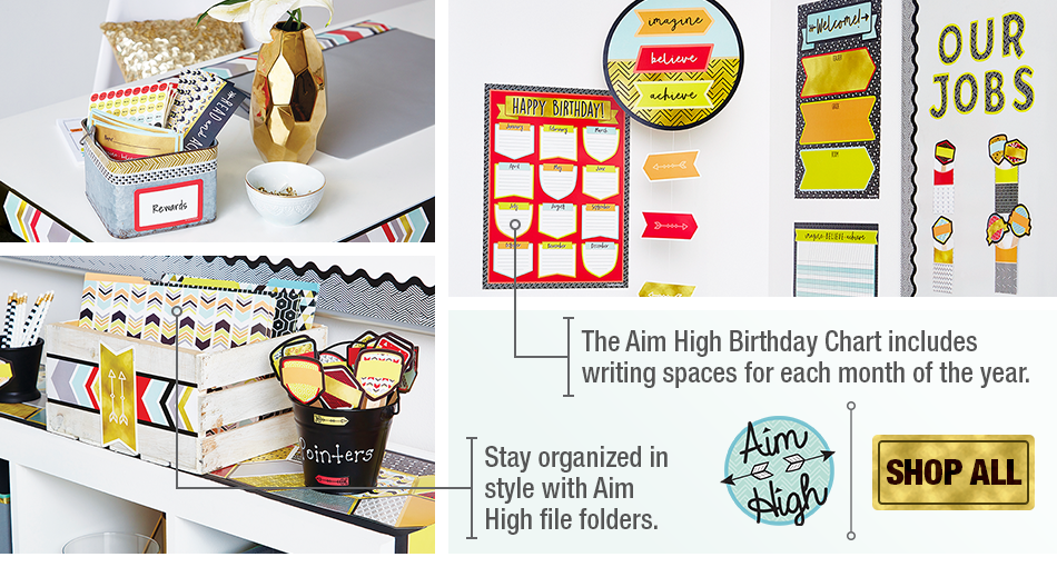 Aim High Classroom Collection