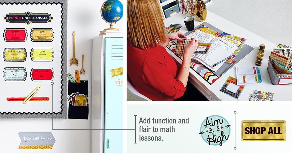 Aim High Classroom Collection