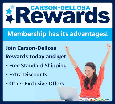 Sign Up for Carson-Dellosa Rewards