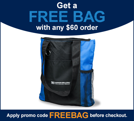Free Bag with $60
