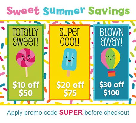 Sweet Summer Savings